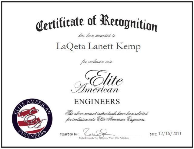 LaQeta Kemp