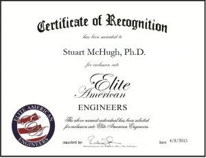Stuart McHugh, Ph.D.