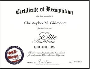 Christopher M. Girimonte